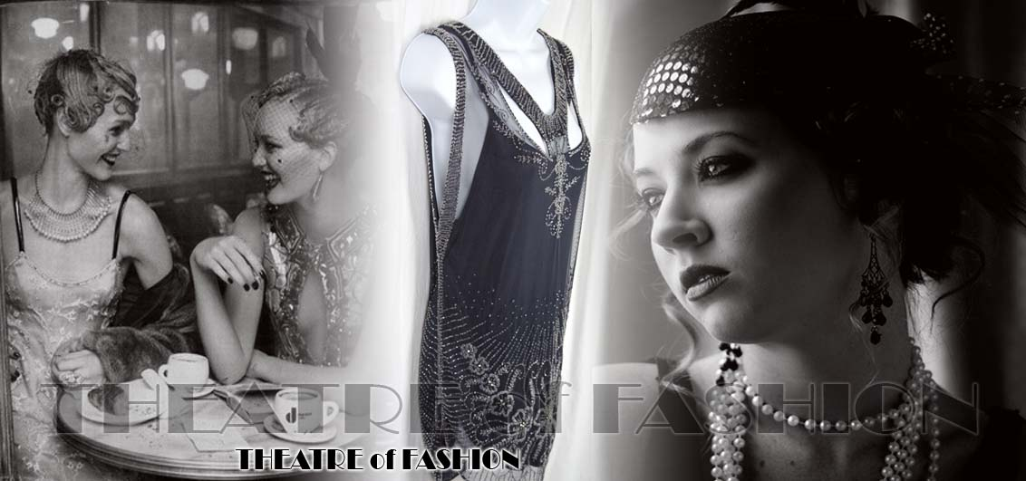 Flapper Style Dresses love 2